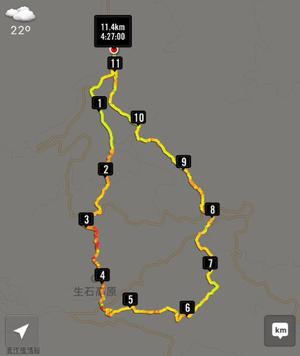 20160403生石山ルート