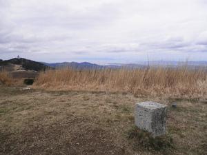 生石山 山頂(870m)からの景色