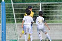 交流戦 in 海南スポーツセンター。(U11)
