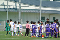 2018年 和歌山県U-12ホップリーグ(前期)海南海草ブロック開幕。