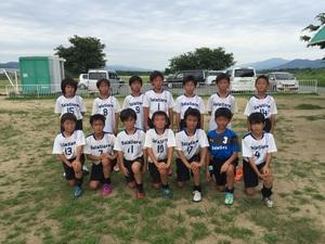 こくみん共済U-11サッカーリーグ 和歌山南/海南海草ブロック(前期)  / バレンシアクリニック