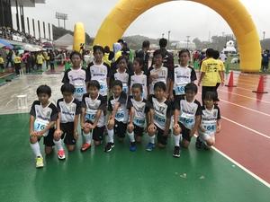 パンダリレーマラソン。(U11)