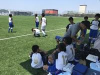 prassovo FC トレーニングマッチ。