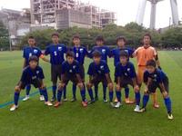 第11回高円宮杯JFAU-15 サッカーリーグ 2018和歌山  後期 11節