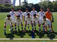 第11回高円宮杯JFAU-15サッカーリーグ2018和歌山 第7節