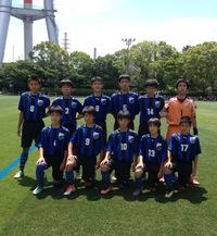 第11回高円宮杯JFAU-15サッカーリーグ2018和歌山 1部 5節