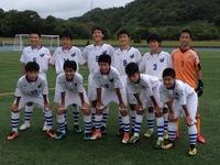第11回高円宮杯JFAU-15サッカーリーグ 2018和歌山 第8節