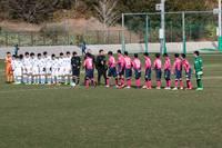 第8回和歌山県クラブユースU-14サッカーリーグ戦 第1節