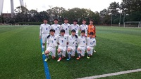 第8回和歌山県クラブユースU-14サッカーリーグ戦 第2節