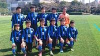 第11回 高円宮杯JFA U-15サッカーリーグ2018和歌山  1部 第2節