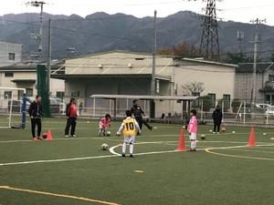 関西協会トレーニング U8。