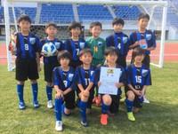 日刊スポーツ杯関西小学生スポーツ大会・和歌山県大会ベスト4