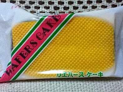 ウエハースケーキ