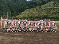 選手権大会和歌山県予選優勝記念フォト