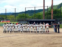 第41回日本少年野球ミズノ旗争奪広島大会一回戦 レギュラー