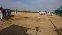 5月21日練習試合 対和歌山ビクトリーズさん レギュラー