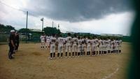 7月9日練習試合 対東淀川シニアさん ジュニア