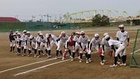 11月26日練習試合 対和歌山ビクトリーさん レギュラー