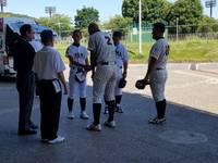 第48回日本少年野球選手権全国大会二回戦 対小山ボーイズさん レギュラー