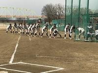 2月12日練習試合 対京都西京極さん ジュニア