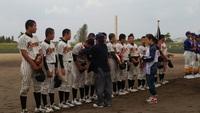 第11回日本少年野球大阪府知事賞争奪大阪阪南1年生親善大会優勝