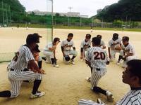 6月18日練習試合 対生石ボーイズさん ジュニア