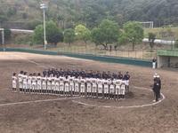 9月24日練習試合 対日高ボーイズさん 新レギュラー