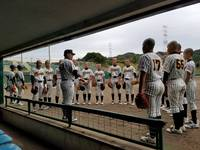 第47回関西秋季和歌山県予選二回戦