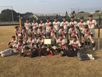 第46回和歌山県春季大会優勝フォト