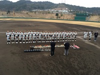 第48回和歌山県春季大会準決勝 対日高ボーイズさん
