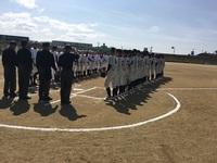 3月4日強化練習試合 対和歌山選抜 レギュラー
