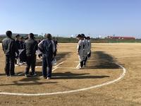 3月11日 練習試合 対池田ボーイズさん レギュラー