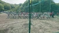 4月29日練習試合 対奈良葛城ボーイズさん レギュラー
