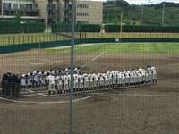 2017和歌山県中学硬式野球選手権大会二回戦