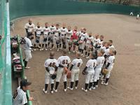 2017和歌山県中学硬式野球選手権三回戦