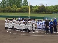 5月6日練習試合三つ巴 対奈良ボーイズさん 大阪阪堺ボーイズさん  スーパージュニア