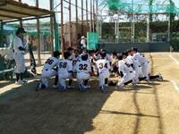 6月4日練習試合 対和歌山ボーイズさん スーパージュニア