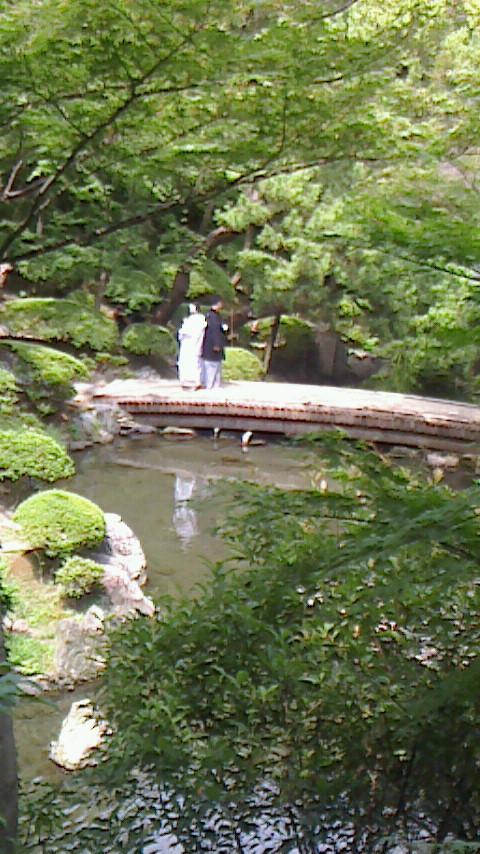 和歌山城・結婚