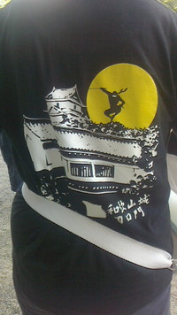 岡口門Tシャツ