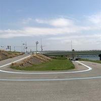 サイクリングロード紀ノ川大橋