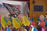 和佐地区文化祭&振り落とし2回目!!