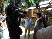 NHK和歌山「あすのWA!」で放送されました