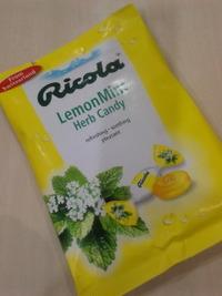 ★ Ricola ( リコラ) ★