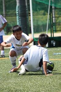 スペインサッカー講習会