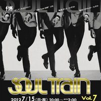 6/2 SOUL TRAIN BAND☆マジカル