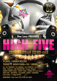 1/28 HIGH-FIVE