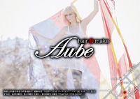 hair make Aube...フライヤー
