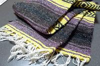 手織り...INDIAN BLANKET