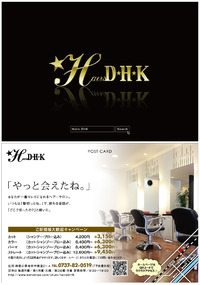 Hairs DHK...フライヤー