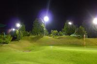 秘密のゴルフ特訓